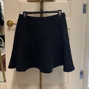 The fifth black mini skirt size medium